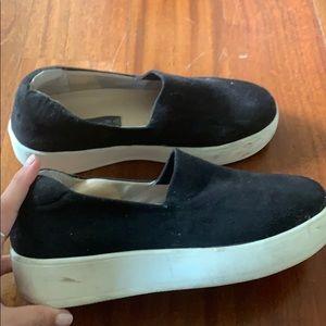 Steve Madden hilda platform sneakers